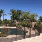 mesh pool fence scottsdale