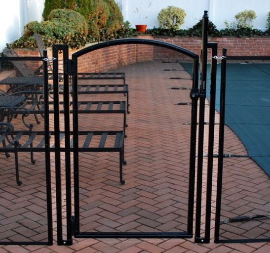 mesh pool fence gate arizona