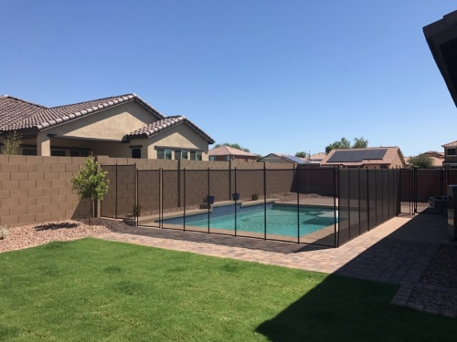 what is arizona code for pool fences